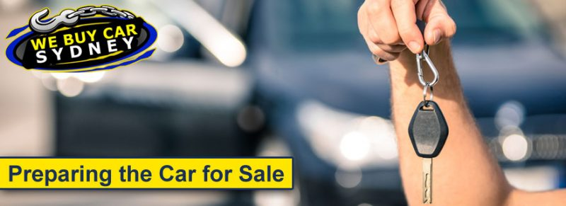 Getting Your Car Ready For Sale