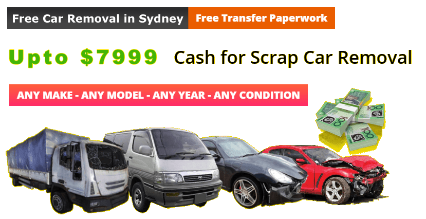 scrap car collection sydney